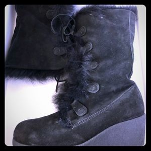 Shoes - Maxine black boots